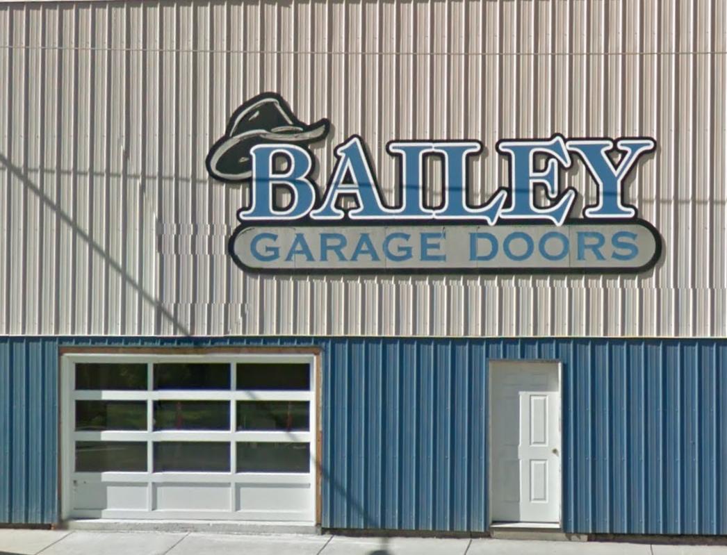 Contact Us Bailey Garage Doors