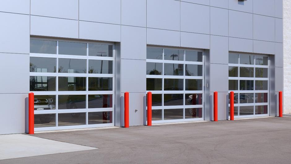 Commercial - Bailey Garage Doors