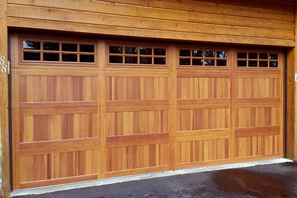 Accents Bailey Garage Doors