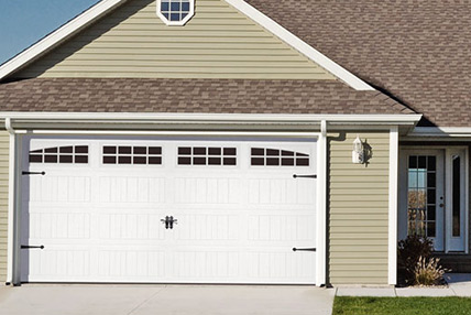 Carriage House Bailey Garage Doors